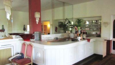Theke im großen Speisesaal