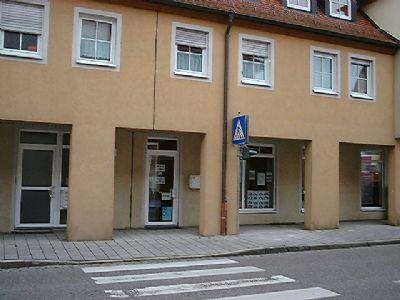 Gunzenhausen Ladenlokale, Ladenflächen