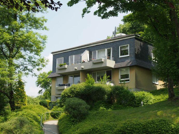 Schöne 3-Zimmerwohnung in Stadtparknähe - nur