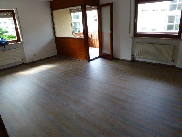 3-Zimmer-Wohnung mit Balkon in Ebermannstadt!