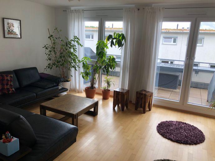 Helle 5- Zimmer Maisonette Wohnung