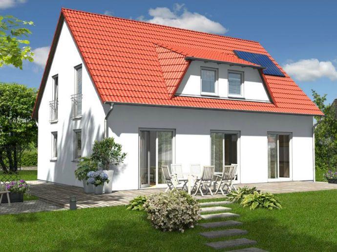 Landhaus in Edemissen - Grundstück mit Feldblick