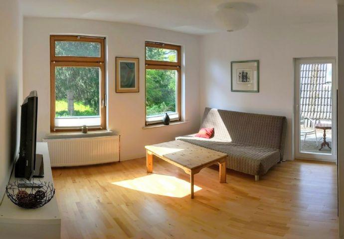 Wohnung zur Miete in Hamburg Wellingsbüttel, in ruhiger Seitenstraße