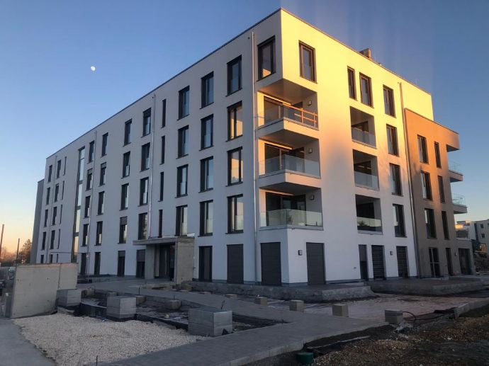 Exclusive 2,5 Zimmer Penthouse Wohnung - Neubau am Kuhberg