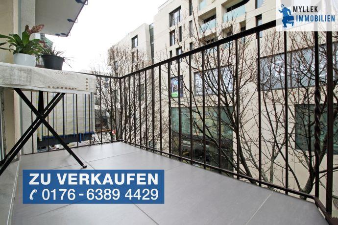 MANNHEIM-QUADRATE * Attraktive Citywohnung mit 2-Balkonen
