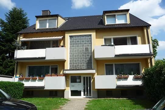 Schöne Dachgeschosswohnung in Ruhr-Park-Nähe!