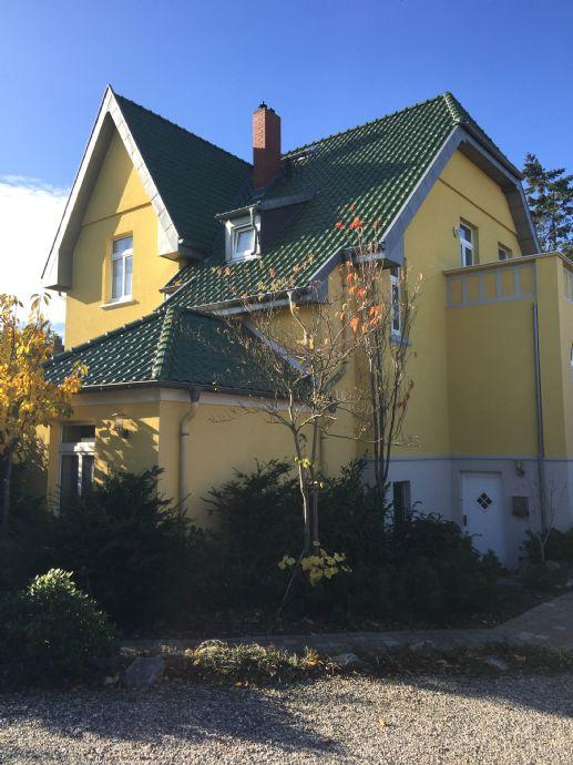 Kühlungsborn West - Altbauwohnung mit Charme wartet auf neuen Mieter