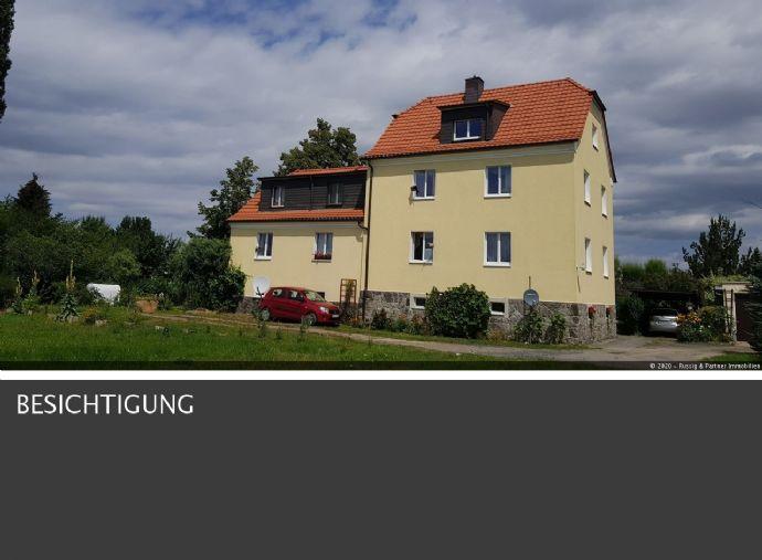 Wohnen am grünem Rand von Dresden-Wilschdorf