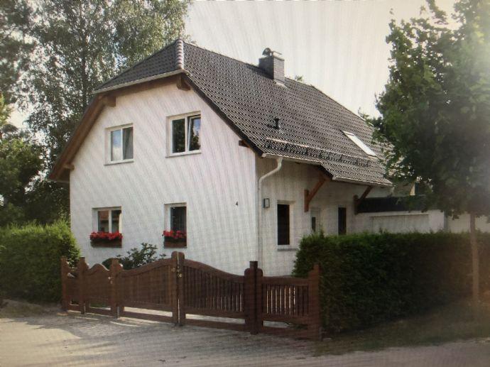 Geplantes Einfamilienhaus in Kolkwitz