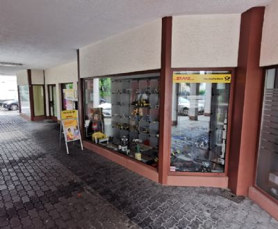 Feucht Ladenlokale, Ladenflächen