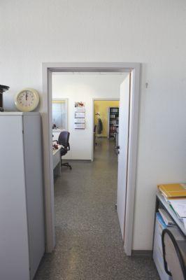 Innenflur für die Büros