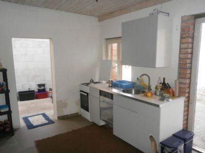 Küche Anbau 1