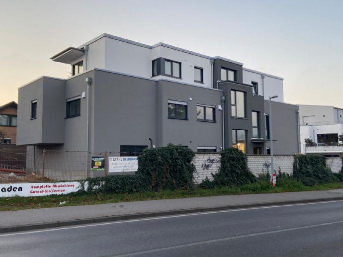Exklusive 2-Zimmer-Wohnung mit Terrasse (UG) in Sankt Augustin - Niederpleis zu vermieten, Erstbezug