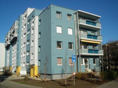 2-Zimmer Wohnung mit Terrasse