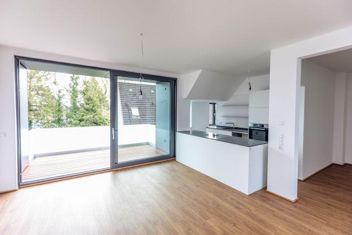 RESERVIERT Tolle 4 Zimmer-Neubauwohnung mit