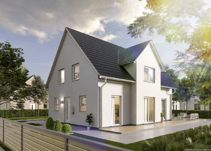 Das neue Lichthaus 152 mit ausgebautem Dachboden von Town & Country Massivhaus in Nottuln!