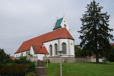 Ortmitte, Kirche