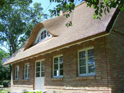 Reetdachhaus alte Klinke