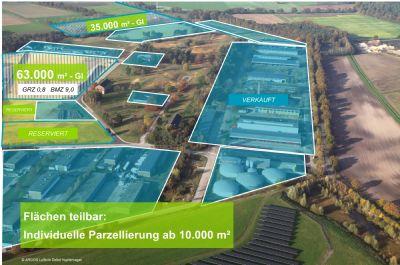 35.000 m² Industriegrundstück