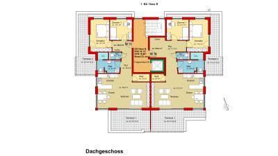 Dachgeschoss Haus B