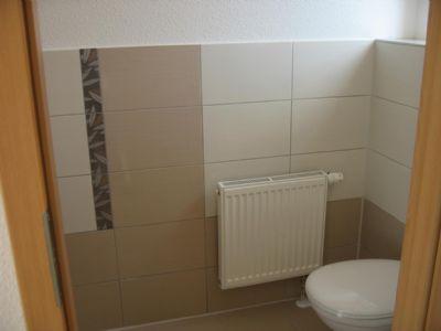 Beispiel Gäste WC