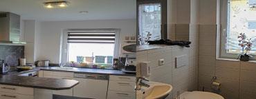 Küche / Gäste-WC