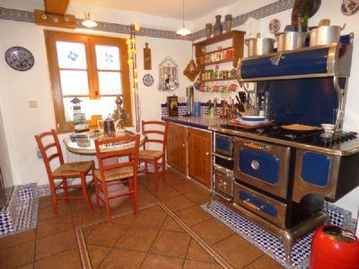 Küche Wohnhaus