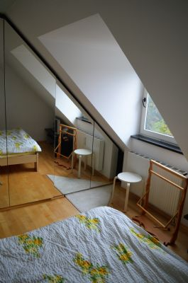 obermenzing sehr ruhige dg maisonette wohnung 3 zimmer maisonette m nchen 2czwm44. Black Bedroom Furniture Sets. Home Design Ideas