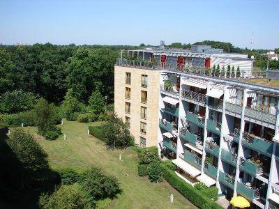 Schöne 3-Zimmer Erdgeschosswohnung im Wohnpark Alstertal in Hamburg Poppenbüttel