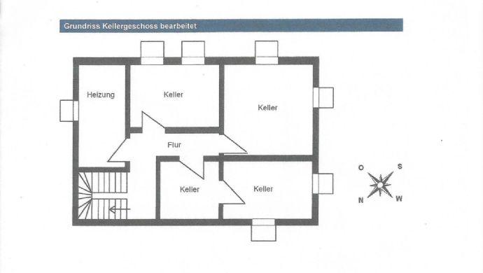 Repräsentatives EFH mit ca. 160m² Wohnfläche und weiteren großen ...