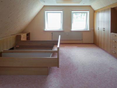Schlafzimmer OG Wohnhaus
