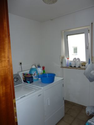 Waschraum im DG