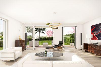 extravagante stadtvilla privatgarten in gr ner unverbaubarer s d west 1a premiumlage wohnung. Black Bedroom Furniture Sets. Home Design Ideas