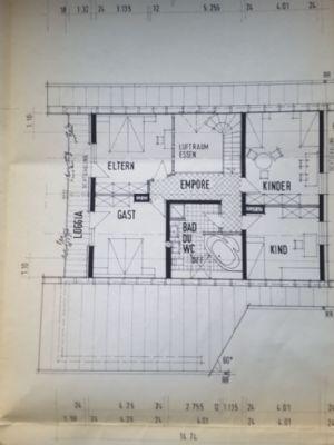 Grundriss Haus OG