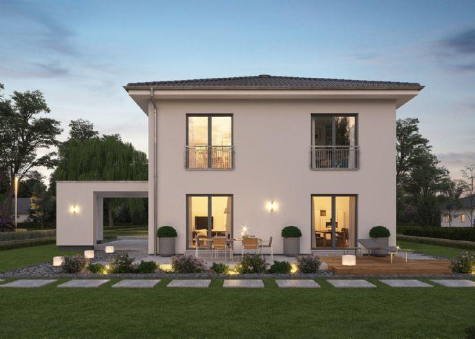 Stilvolles und modernes Wohnen - Bauen Sie Ihre Stadtvilla mit massa ...