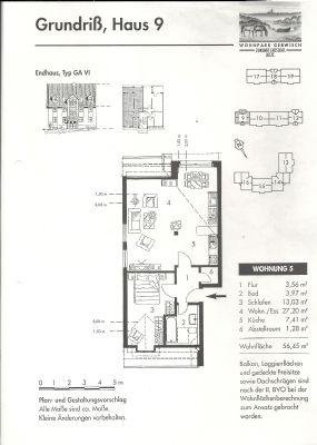 ber den d chern von gerwisch und eine ebk ist auch schon dabei etagenwohnung gerwisch. Black Bedroom Furniture Sets. Home Design Ideas
