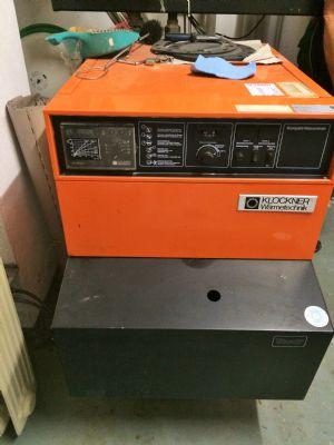 Öl-Zentralheizung 35 - 44 kW