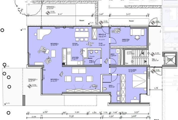 Drachenfelsblick - Neubau von Luxuswohnungen im Bauhaus-Stil in ...