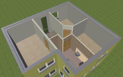 A-Haus OG 2 Beispiel