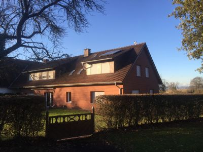 3 zimmer doppelhaush lfte mit terrasse in l hne gohfeld. Black Bedroom Furniture Sets. Home Design Ideas