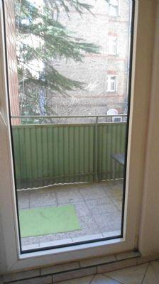 möblierte 1 ZKB, Balkon - OSTSTADT- Nähe Luisenpark-BESTLAGE