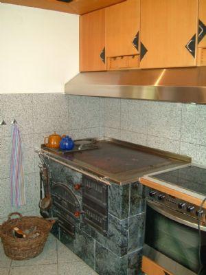 Küche Wohngebäude