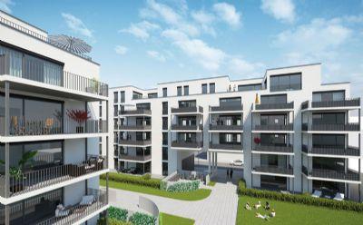 Moderne 2-Zimmer-Wohnung mit EBK, Bad, Terrasse und TG