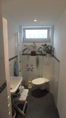 Das Duschbad i.Souterrain