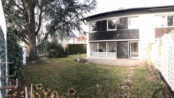 Charmante Doppelhaushälfte in ruhiger Lage in München, Hadern
