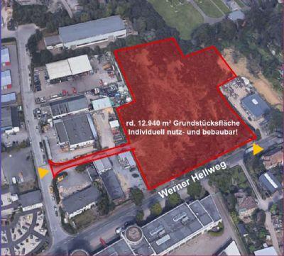 Bochum Grundstücke, Bochum Grundstück pachten
