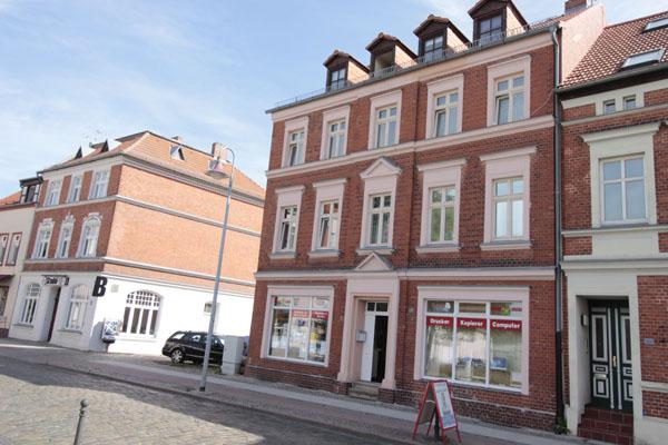 Hübsches Bürgerhaus mit Ausbaureserve