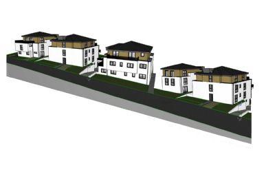 + Seltene Gelegenheit + Baugrundstück für mehrere MFH mit Baugenehmigung