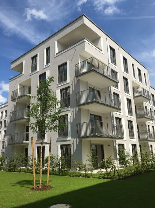 Erstbezug 2 Zimmer Wohnung mit Garten in Aubing (Maria-Arndts-Strasse 5) ab 15.11.21