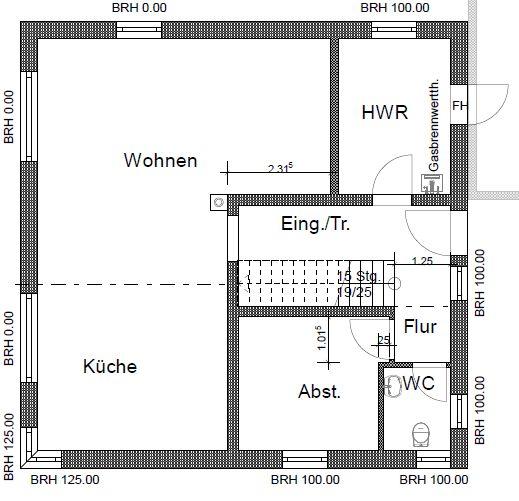 Neubau Einfamilienwohnhaus Bad Emstal